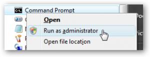 Activar la cuenta Administrador (Oculto) en Windows 7 1