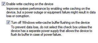 Acelerar Discos duros externos en Windows 7 1