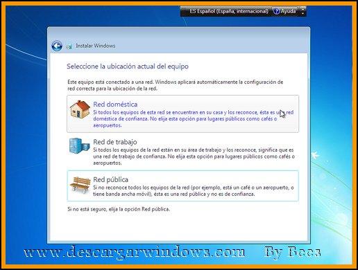 Instalación Windows 7 paso 15