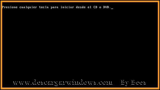 Instalación Windows 7 paso 3