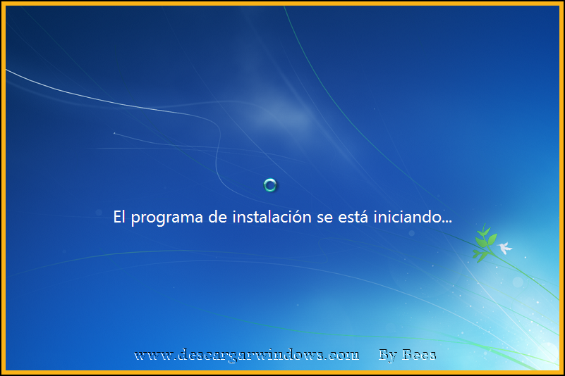Instalación Windows 7 paso 6